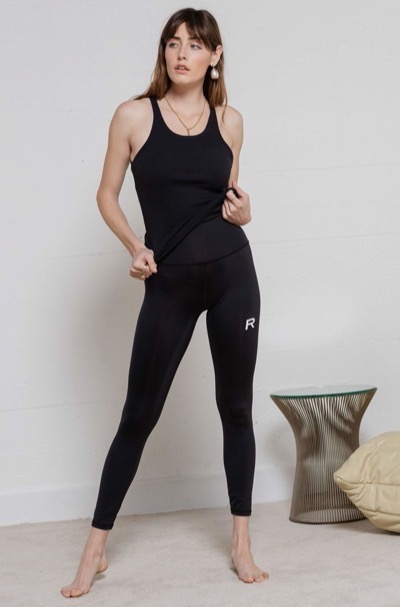 Workout Leggings Black