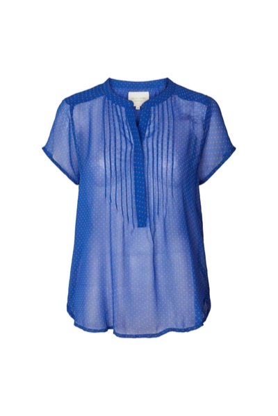 Heather Top Blue