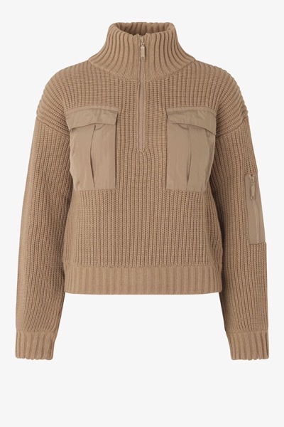 Clyde Knit Camel