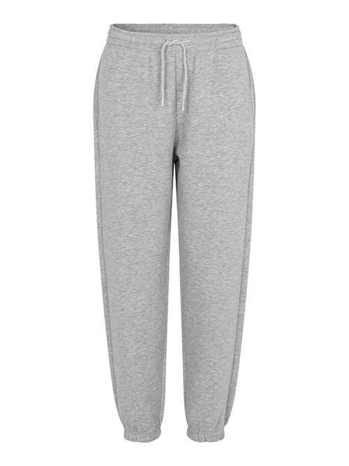 Carmella Sweat Pants Grey Melange
