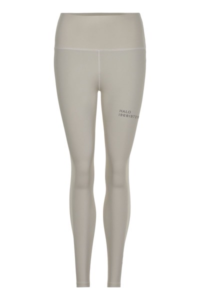 Highrise Tights Womens Pumice Stone