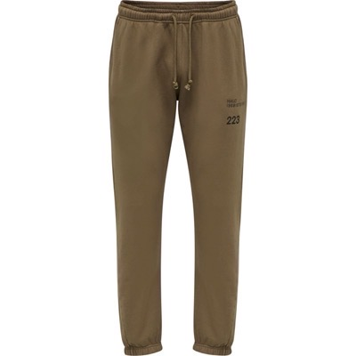 Cotton Sweatpant Unisex Olive Night