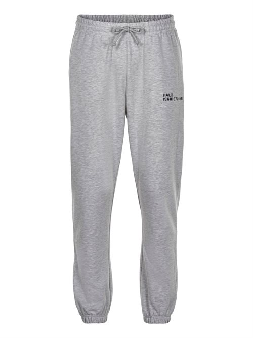 Cotton Sweatpant Unisex Light Grey Melange