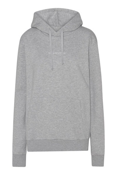 Abby Hoodie Light Grey