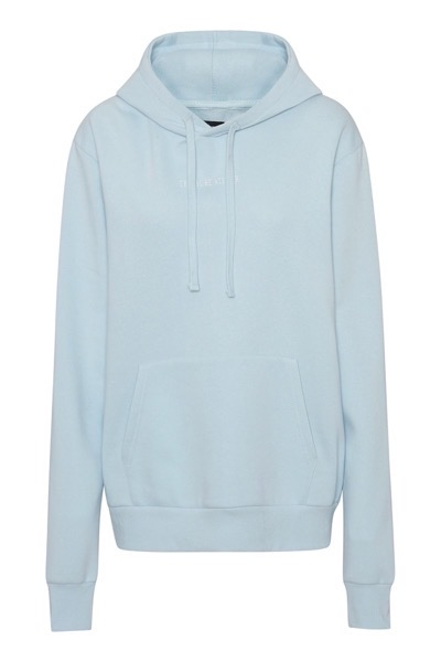 Abby Hoodie Light Blue
