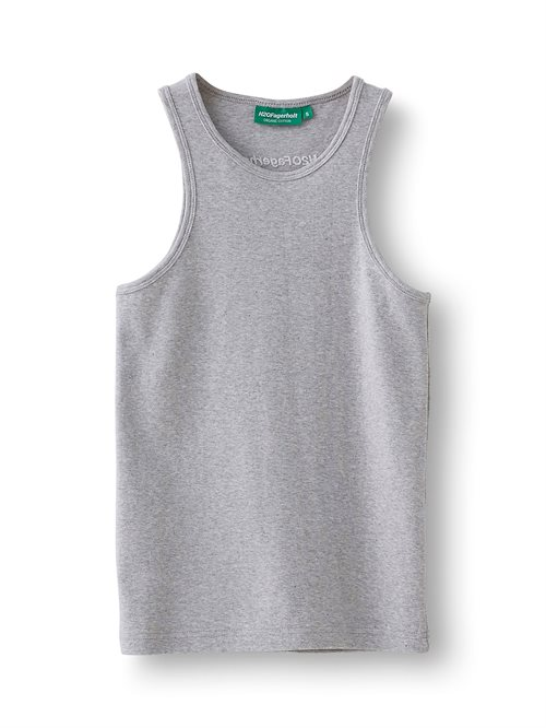 Gang Tank Top Light Grey Melange