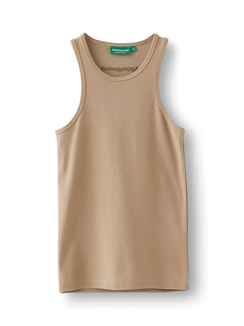 Gang Tank Top Light Khaki