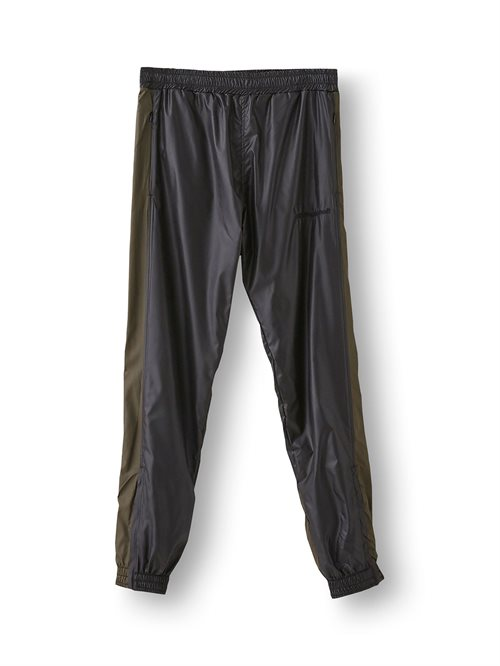 Put On Track Pants Black/Army