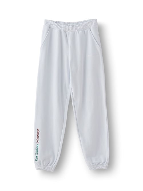 Casablanca Sweat Pants White