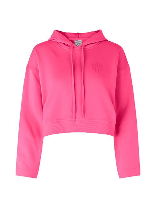 Jeroma Hoodie Hot Pink