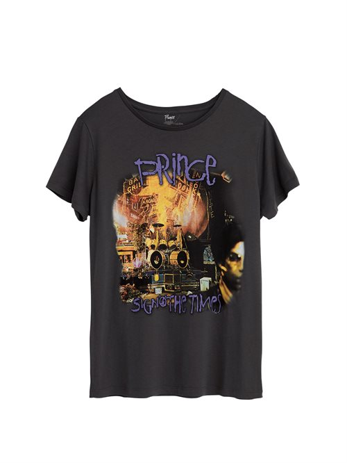 "Prince ""Sign o' the Times"" T-shirt Iron Gate"