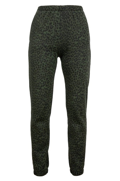 Jogger Army Leopard