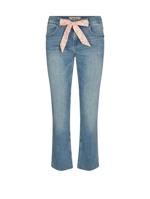 Simone Swift Jeans Cropped Light Blue