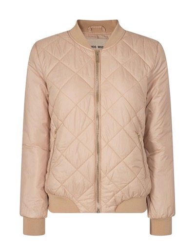 Amber Solid Bomber Cuban Sand