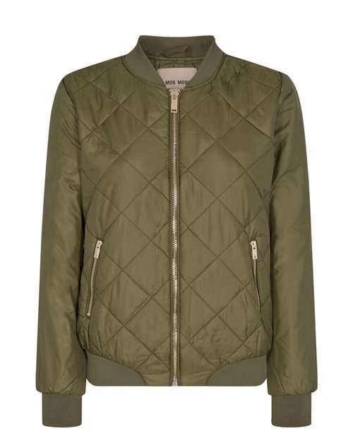 Amber Solid Bomber Winter Moss