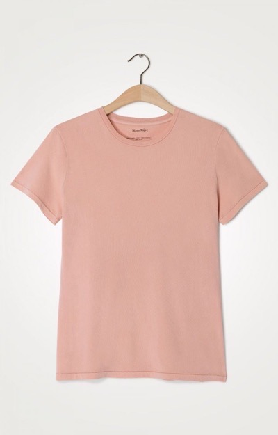 Vegiflower Tee O-Neck Powder