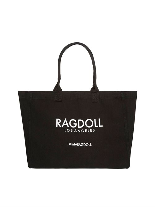 Ragdoll Holiday Bag Black