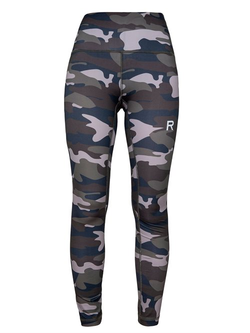 Workout Leggings Camo Army